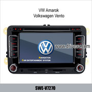 VW Amarok Volkswagen Vento стерео радио DVD GPS TV Bluetooth IPOD SWE-